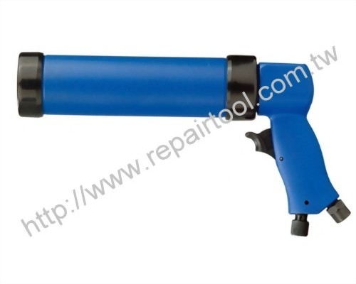 Air Caulking Gun W/Regulator