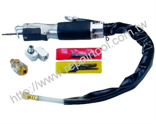 Air Body Saw with Hose Kit