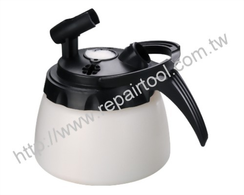 Air Brush Cleaning Pot