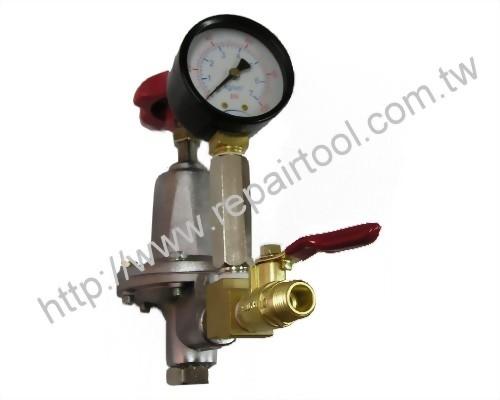 Low Pressure Fluid Regulator