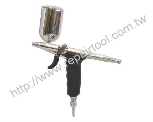 Pistol Type Air Brush Kit