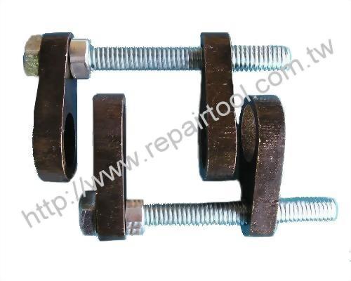 Universal tie rod stabilizer set