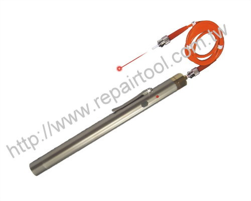 Laser Optical Fiber Inspect Pen