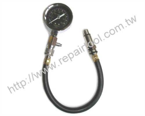 Compression Tester With Flex Hose