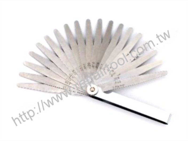 32 Blades Feeler Gauge