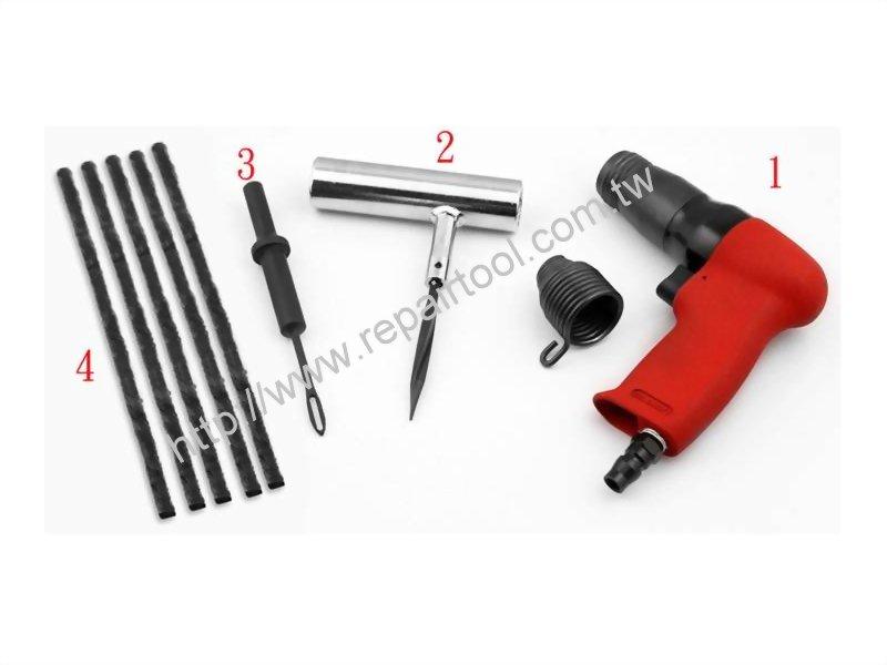 Pneumatic Tire Repair Kit 4PCS SET