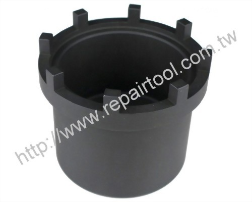 Groove Nut Socket with 8 Studs (SCANIA 420)