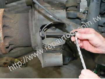 Anti-Lock Braking System (ABS) Reamer(for commercial vehicles)