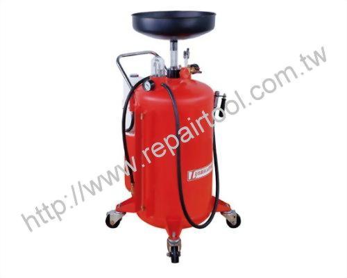 Air Compressor Vacuum Oil Changer