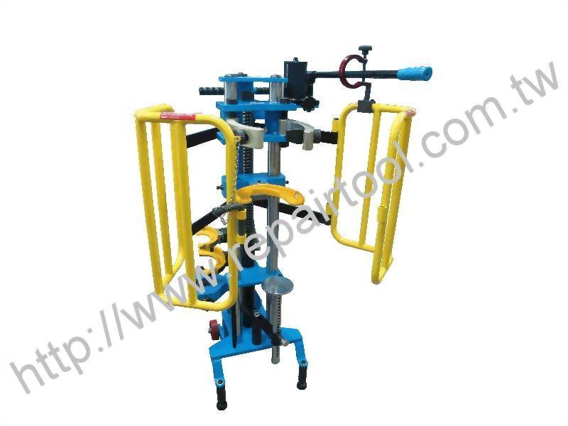 Hydraulic Macpherson Spring Dumper Compressor