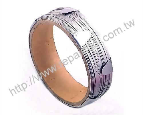 Windshield Cut-Out Wire Stainless Steel(SQUARE)