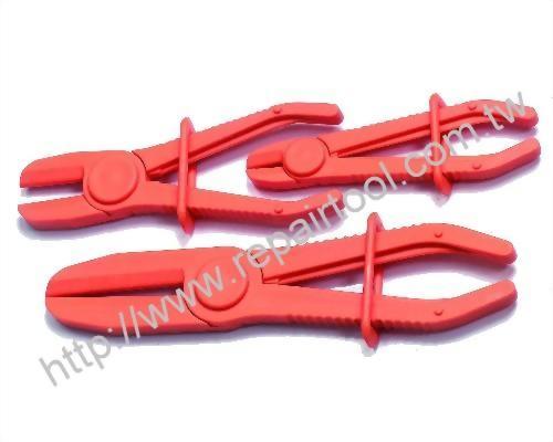3PC Flexible Line Clamp Set