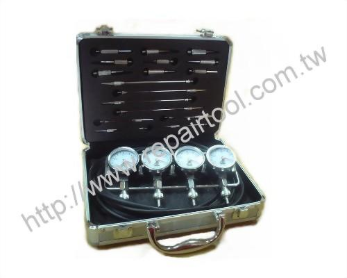 4 Vacuum Carburetor Synchronizer(Mini Type)