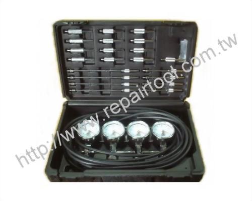 4 Vacuum Carburetor Synchronizer(Mini Type)