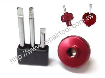 4 PC FCR carburetors Tool