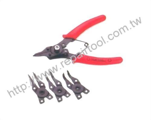 4 pcs. Snap Ring Pliers Set
