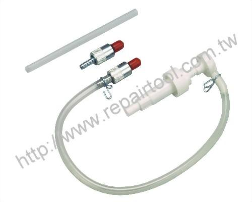 Marine Lower Unit Flush And Fill Tool