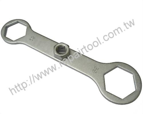 4 Way Box Wrenches 32x39mm(3/8'Dr.)