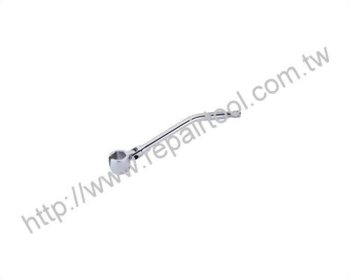Oxygen senor wrench W/Flexible handle 7/8