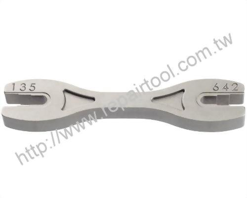 6 Way Spoke Wrench