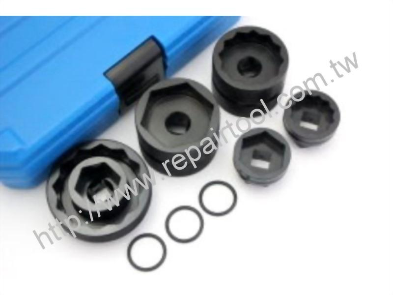 Front and Rear Wheel Nut Tool Set (For Ducati)