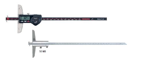 雙鉤深度卡尺 30 EWR-D / 30 ND