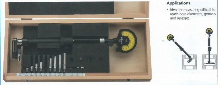 特殊型測缸規 844NR