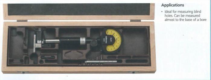 盲孔型測缸規 844 NB