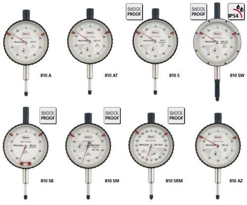 指針量錶810A - 810AZ