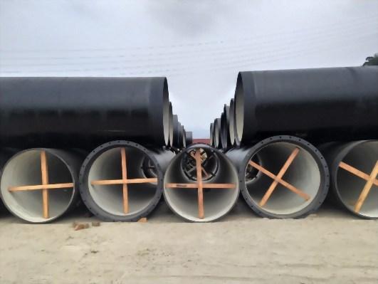 延性鑄鐵製品-K型延性鑄鐵管