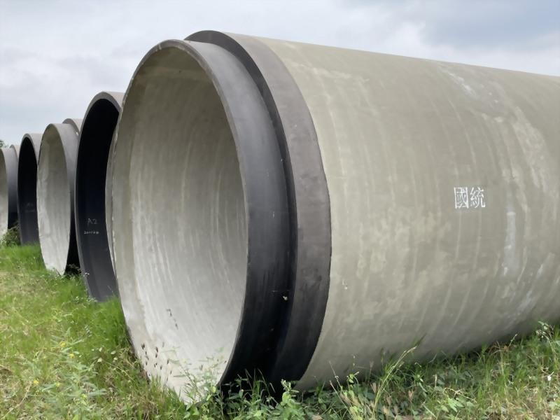 U型延性鑄鐵管
