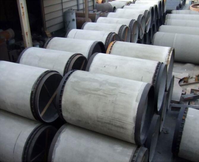 延性鑄鐵製品-U型延性鑄鐵管