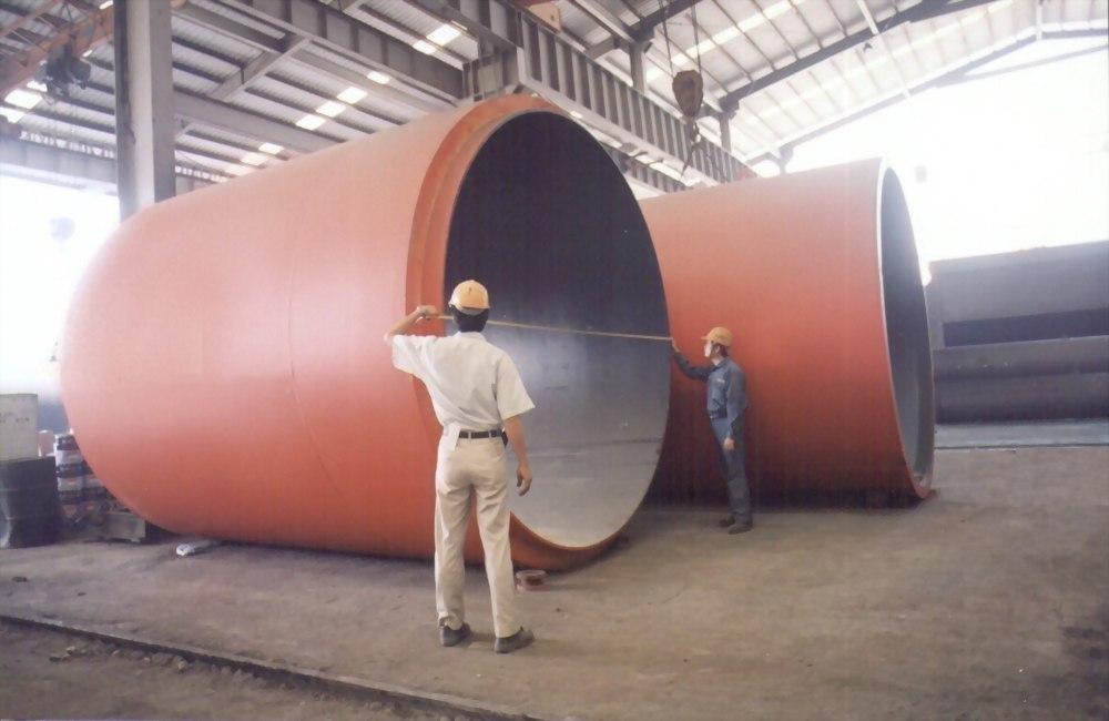 管線工程-鋼製推進管WSP