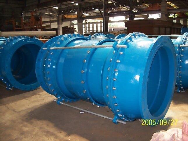 鋼製品-可撓管