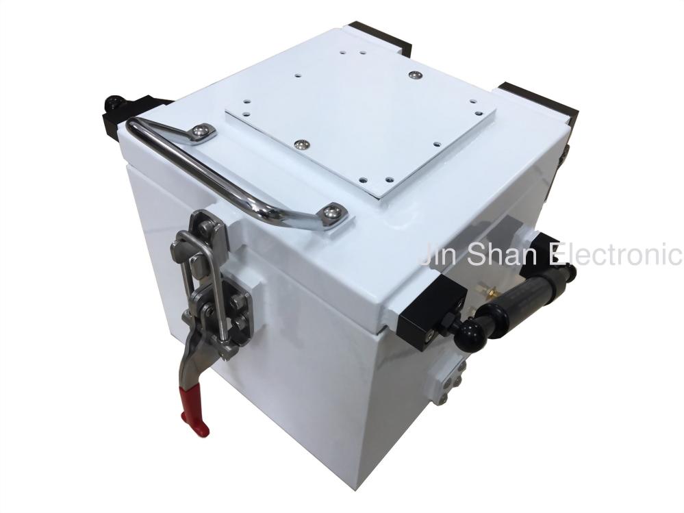 Burn in Shielding Box