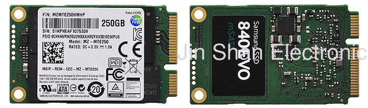 SSD 840 EVO mSATA 250G