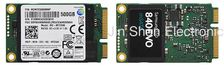 SSD 840 EVO mSATA 500G