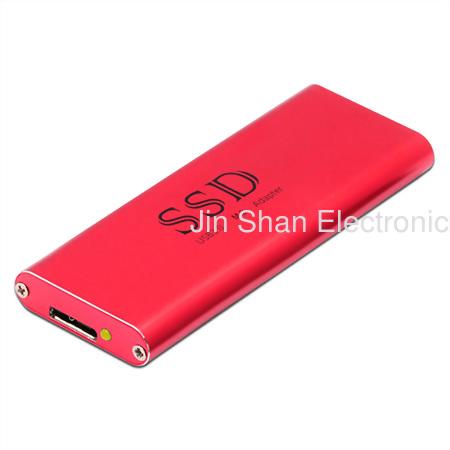 M.2(PCIeSSD) to USB3.0