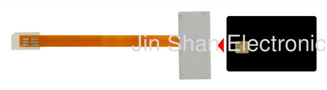 SmartCard to SIM Adapter