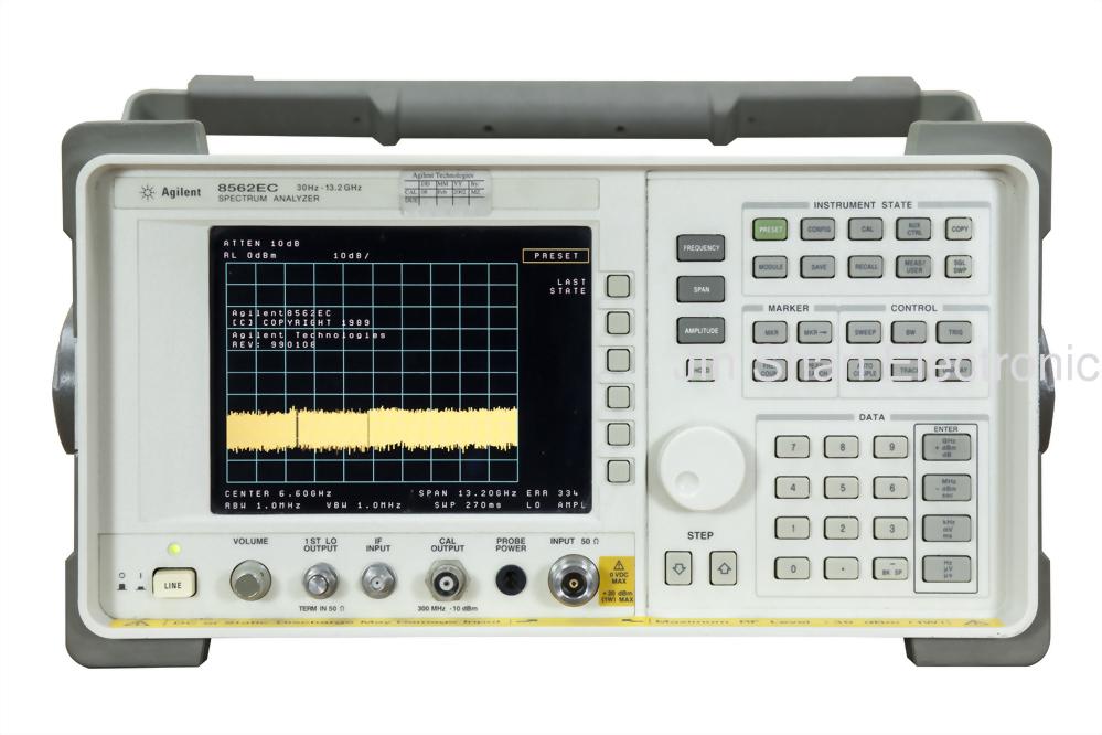 30 Hz - 13.2 GHz, 網路分析儀