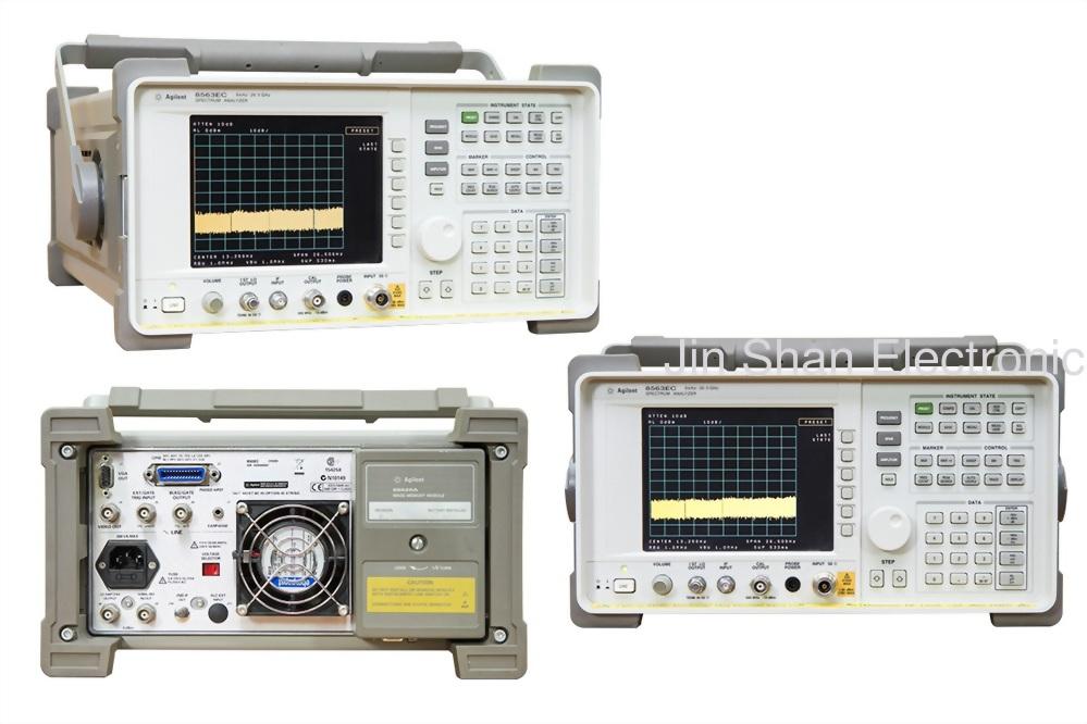 9 kHz - 26.5 GHz, Portable Spectrum Analyzer