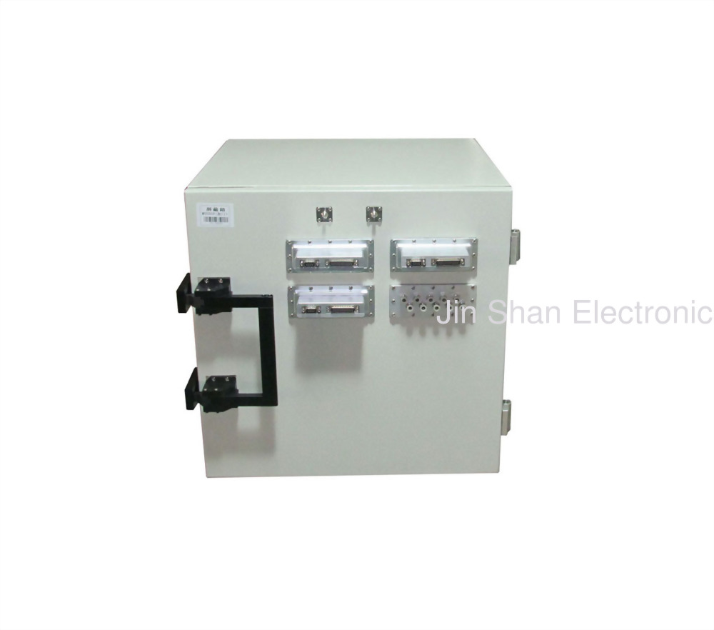 MS5050 (gate)manual shielding box