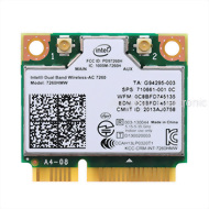 Intel® Dual Band Wireless-AC 7260
