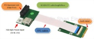MiniCard轉接PCI-Express延伸測試板