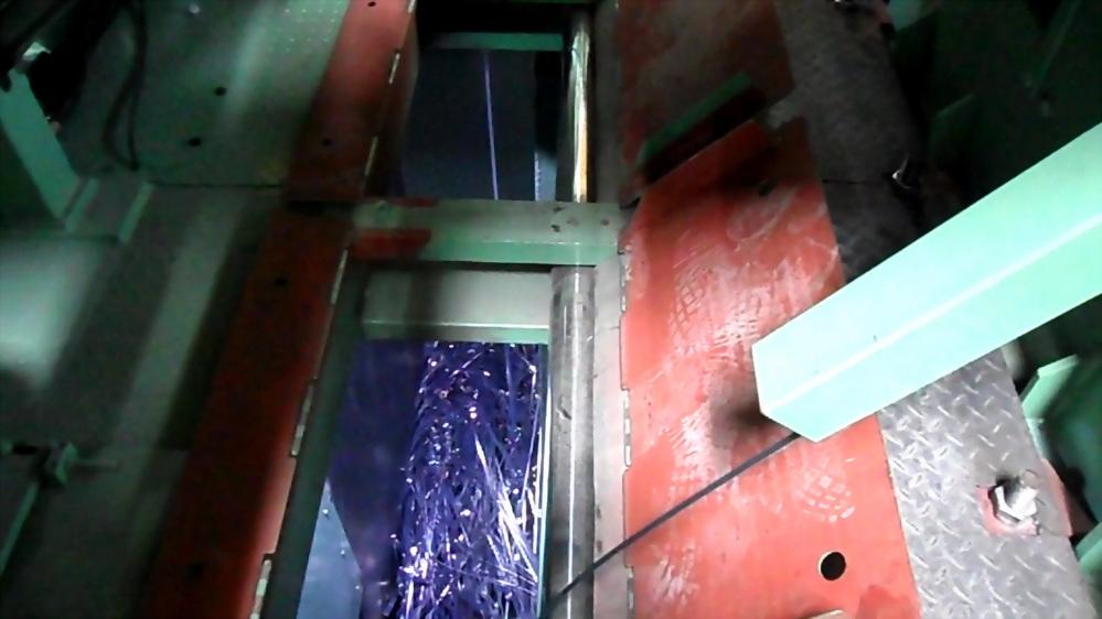 2.0 mmt Slitting Line – PU Tension Roll