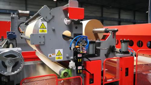 Surface Laminator - Paper and adhesive Film