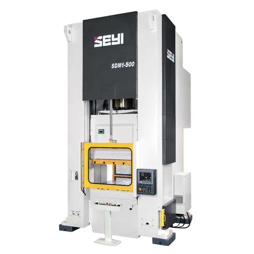 Heavy Stamping Servo Press (SDM1 Series)