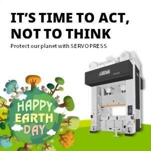 SEYI Servopresse trägt zu niedrigen Emissionen bei