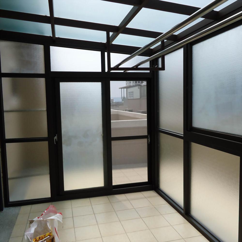 採光罩玻璃屋
