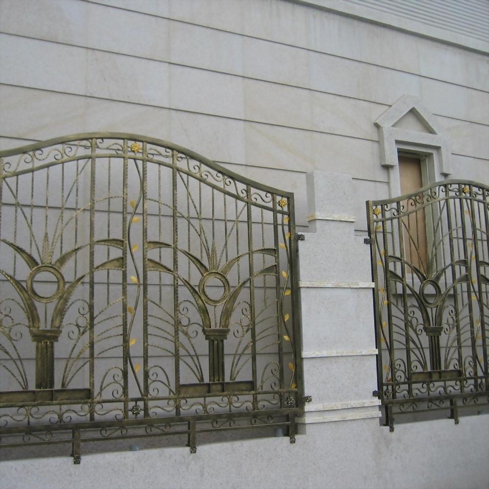 鍛造圍牆欄杆